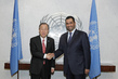 Secretary-General Meets UAE Special Envoy for Climate Change 2.8623128