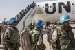 Contingent of Nepalese Peacekeepers Arrives in Juba from Haiti 4.6665916
