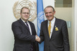 Deputy Secretary-General Meets Foreign Minister of Estonia 0.71750027
