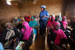UNAMID Police Facilitates English Classes for Displaced Women 10.0248375