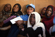 UNAMID Police Facilitates English Classes for Displaced Women 10.014444