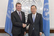 Secretary-General Meets Foreign Minister of Latvia 2.8636785