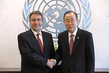 Secretary-General Meets Head of UNEP 2.8644226