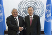 Secretary-General Meets Prime Minister of Samoa 2.8636785