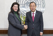Secretary-General Meets Incoming Security Council President 2.8638463