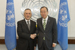 Secretary-General Meets Foreign Minister of San Marino 2.8638463