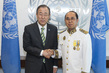 Secretary-General Meets New Permanent Representative of Cambodia 2.8638463