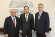 Secretary-General Meets Greek Representative for Talks with Former Yugoslav Republic of Macedonia 2.8644226