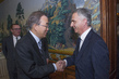 Secretary-General Meets Swiss President 3.7650352