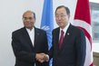 Secretary-General Meets President of Tunisia 0.046529632