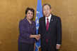 Secretary-General Meets Foreign Minister of Honduras 3.7650352