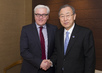 Secretary-General Meets Foreign Minister of Germany in Geneva 0.037223708