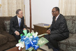 Secretary-General Meets Foreign Minister of Sierra Leone 3.7652352