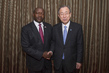 Secretary-General Meets Foreign Minister of Liberia 3.7650352