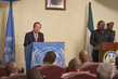 Secretary-General Meets President of Sierra Leone 3.2083108