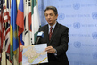 Permanent Representative of Ukraine Briefs Press