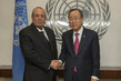 Secretary-General Meets with Mayor of Bonn, Germany 0.63315606