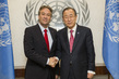 Secretary-General Meets with Mayor of Bonn, Germany 2.864213