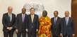 Secretary-General Meets with UNAIDS Director and Special Envoys 1.0