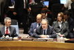 Security Council Discusses Situation in Libya 0.05378139