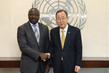 Secretary-General Meets with Head of CTBTO