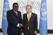 Secretary-General Meets Prime Minister of Namibia