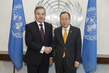 Secretary-General Meets Foreign Minister of Tajikistan 2.864213