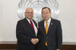 Secretary-General Meets Head of Fairleigh Dickinson University 2.864213