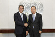 Secretary-General Meets Head of World Trade Organization 2.864213