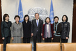 Secretary-General Meets Gender Minister of Republic of Korea 2.864213