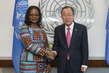 Secretary-General Meets Gender and Family Minister of DRC 2.8653054