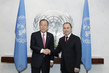 Secretary-General Meets New Representative of Former Yugoslav Republic of Macedonia 2.8653054