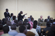 MONUSCO and Government Leaders Meet with DRC Communities 4.449957