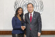 Secretary-General Meets with CNN Correspondent 2.8644226