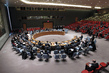 Security Council Meets on Liberia 4.259854