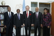Deputy Secretary General Meets Ivorian Foreign and Industry Ministers 7.2442093