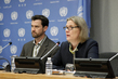 Press Conference on World Water Development Report 3.2102137