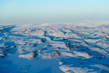 Ice Cap in Greenland, Viewed from Plane 7.4645023