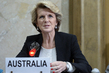 Australian Minister Addresses Conference on Disarmament 8.757627