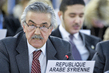 Rights Council Adopts Resolutions on Syria, Iran, DPRK 7.030819