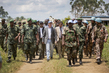 Head of MONUSCO Visits FIB and Government Troops in Eastern DRC 3.3926346