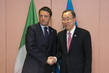 Secretary-General Holds Bilateral Meetings in Brussels 2.2916076