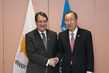 Secretary-General Holds Bilateral Meetings in Brussels 3.7643542