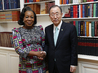 Secretary-General Meets with Foreign Minister of Uganda 3.7661345