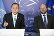 Secretary-General and President of the European Parliament Brief the Press 3.2102137