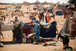 North Darfur IDP Camp Receives Over 8,000 Newly Displaced Residents 4.4399357