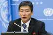 DPRK Representative Holds Press Conference 3.209596