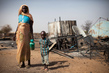 Displaced Mother and Child, South Darfur 3.786934
