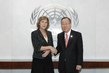 Secretary-General Meets European Commissioner for Climate Action 2.864431