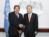 Secretary-General Meets Vice President of Colombia 2.8638363